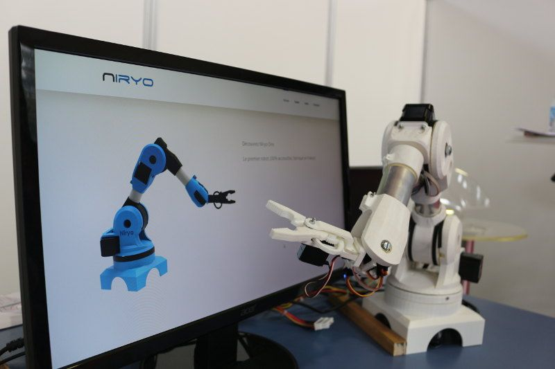 niryo robotics revolution