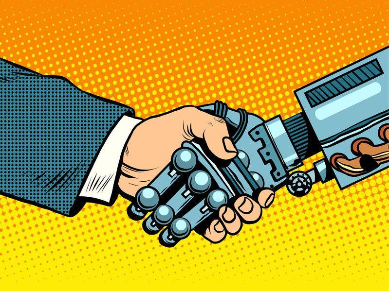 cobots - robots collaboratifs - 2