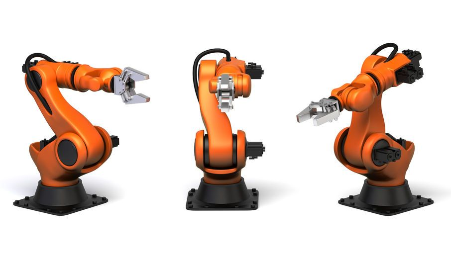 What are industrial robots ? - Niryo