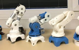 niryo one robot prototypes