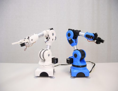 Niryo One, an accessible robot for makers powered by open source