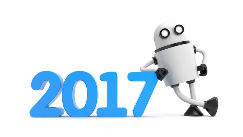 2017 year of robotics