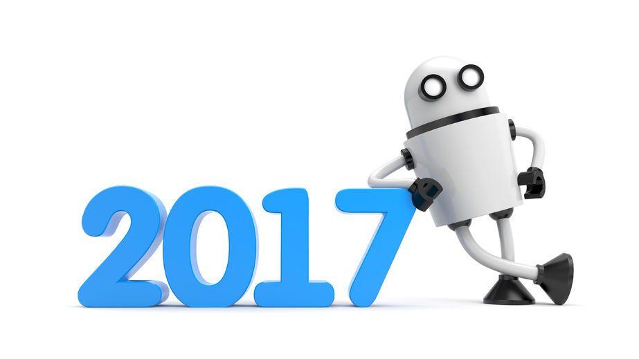 2017 year of robotics