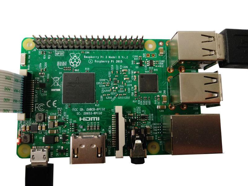 How to learn robotics with Raspberry Pi (2/2) - Niryo
