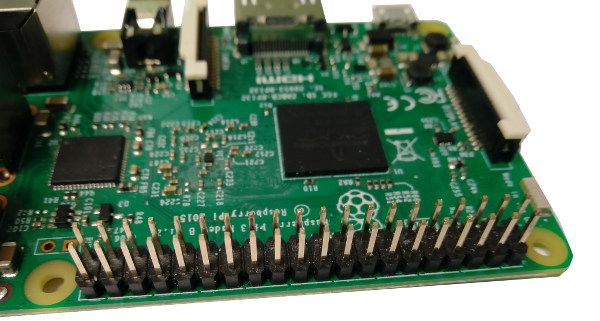 how to learn robotics with raspberry pi - gpio pins