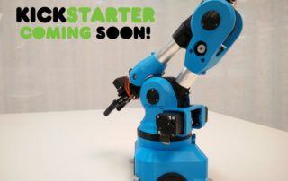 niryo one bientot sur kickstarter