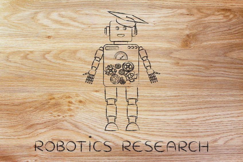 la recherche en robotique - pour des applications robotiques utiles
