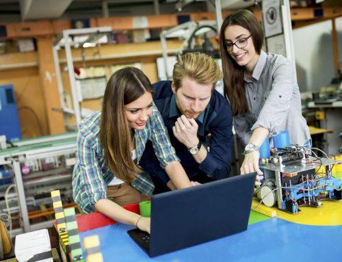 En quoi la robotique aide l'éducation technologique