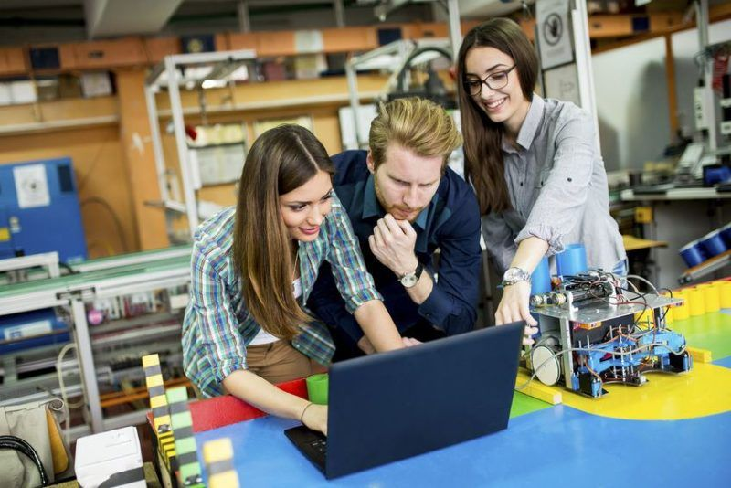 robotics is great for technology education