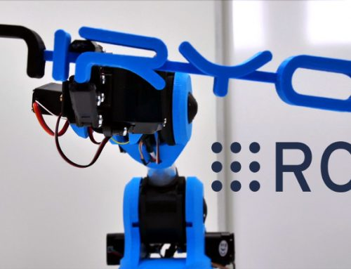 Niryo One et ROS (Robot Operating System)
