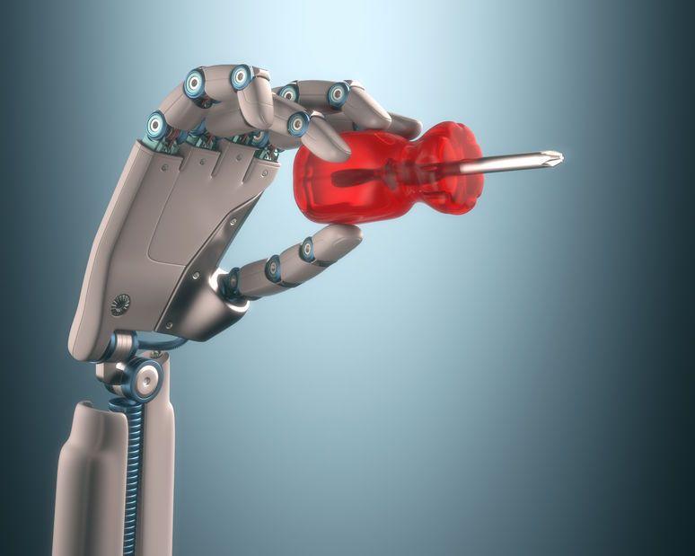 les robots accessibles aideront les petites entreprises