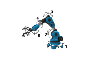 When to choose a 6 axis robotic arm