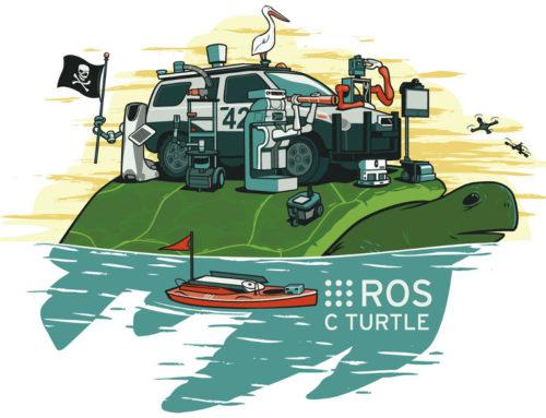 8 raisons d'utiliser ROS pour des projets robotiques
