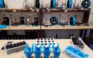Pourquoi vous devriez utiliser une imprimante 3D pour construire votre robot