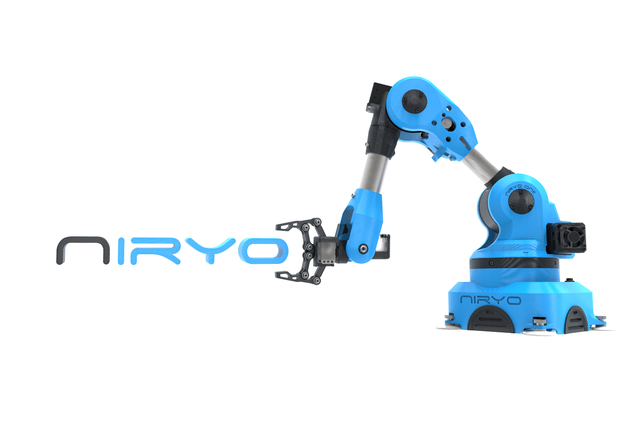 Niryo One - An Accessible Educational 6 Axis Robotic Arm, Just For