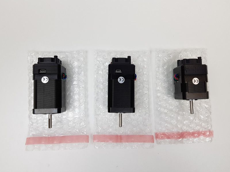 Niryo Stepper Motors