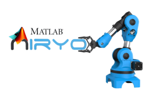 Niryo One and Matlab