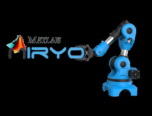 Niryo One et Matlab