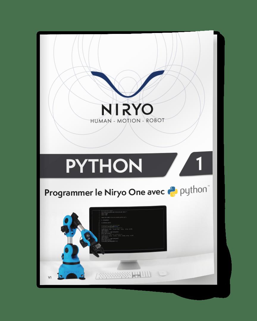 Couverture du TP Python en français