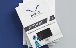 Curriculum Python et Niryo One illustration