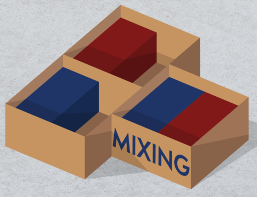 Packaging and robotics: mixing, a copacking's feature.