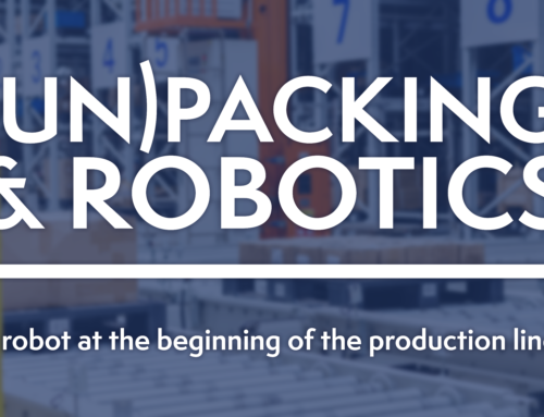 Unpacking and robotics: a robot at the beginning of the production line?